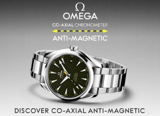 OMEGA 2014 ANTIMAGNETIC