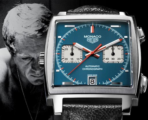 BASELWORLD 2009: TAG Heuer Monaco… 40 lat legendy