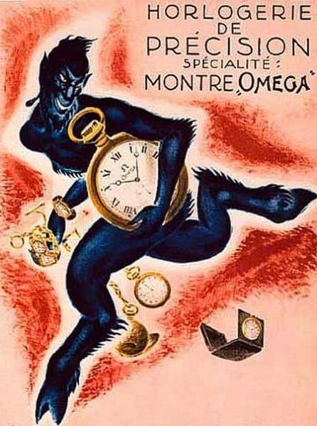 Omega - Historia marki