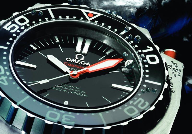 Mityczny zegarek dla nurków: OMEGA Seamaster Ploprof 1200M