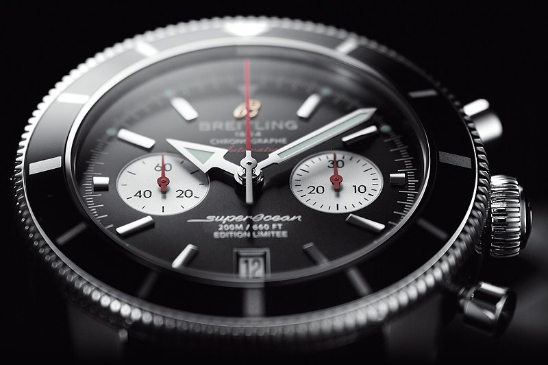 BREITLING Superocean Heritage Chronographe LE