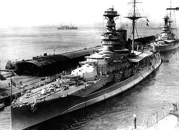 """HMS """"Queen Elizabeth"""""""