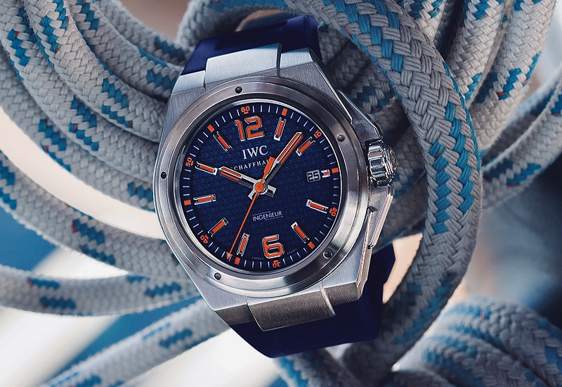 "IWC Ingenieur Automatic Mission Earth ""Adventure Ecology"""