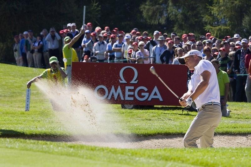 Szwed zwycięzcą Omega European Masters