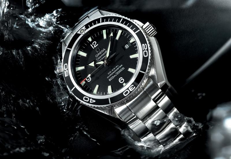OMEGA Seamaster Planet Ocean – zegarek Jamesa Bonda