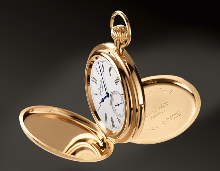 Glashütte Original Pocket Watch No.1