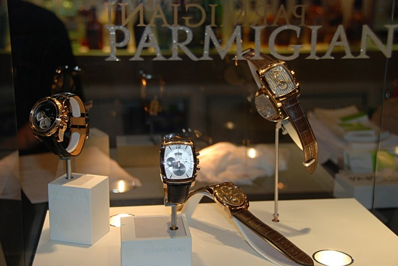 PARMIGIANI Haute Horlogerie Authentique