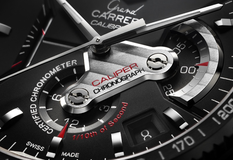 Grand Carrera Calibre 36 Caliper