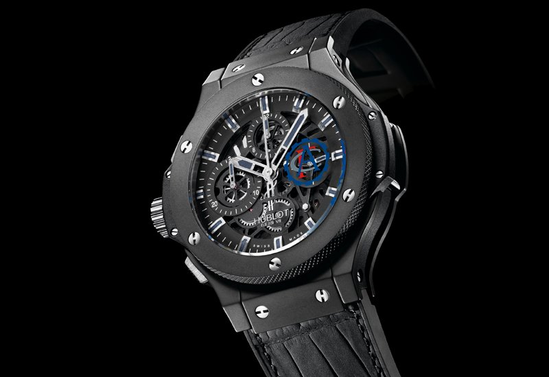HUBLOT partnerem Automobile Club de France