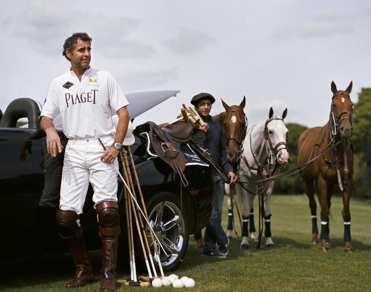 Marcos Heguy kapitanem drużyny Pilarà-Piaget