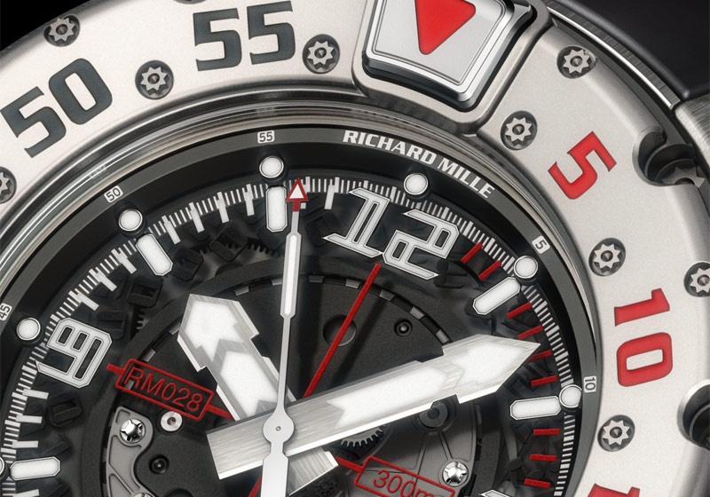 Richard Mille Diver RM 028