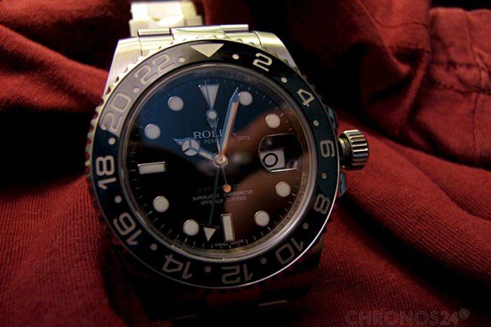 Recenzja - Rolex GMT Master II