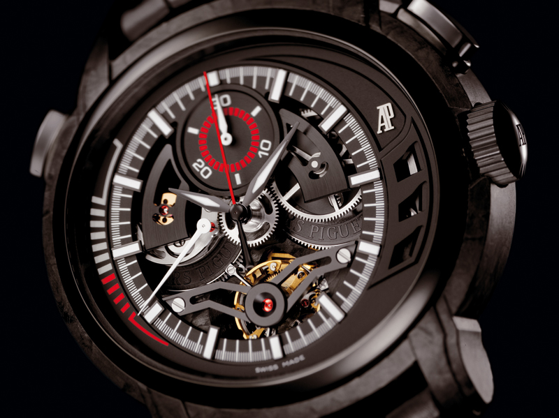 SIHH 2010 – Millenary Carbon One Torubillon Chronograph