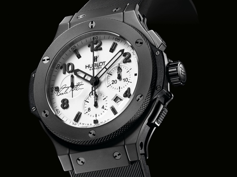 "HUBLOT ""Bode Bang"""