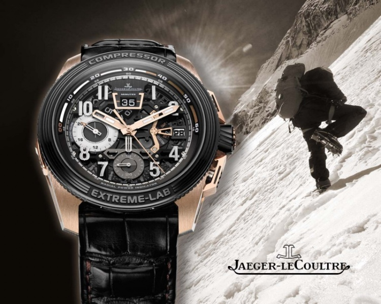 SIHH 2010: Jaeger-LeCoultre