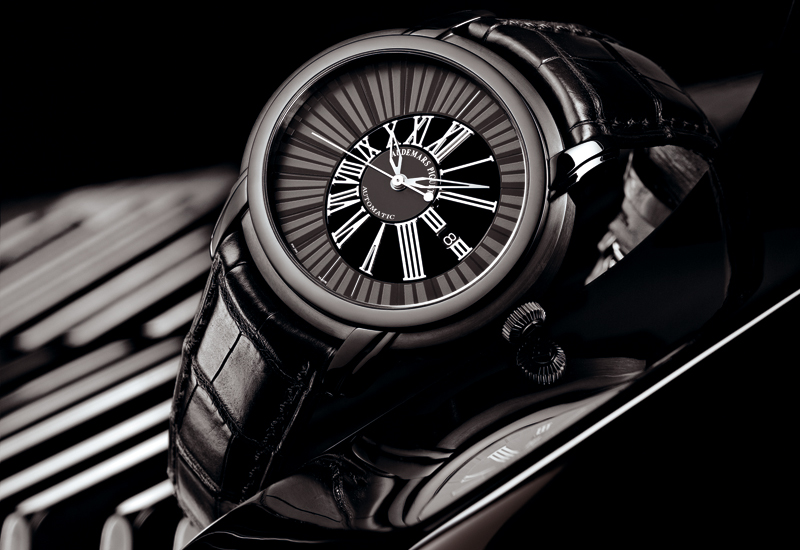 SIHH 2010: Audemars Piguet Millenary Quincy Jones