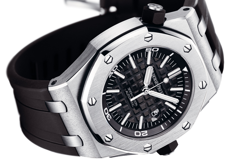 SIHH 2010: AP Royal Oak Offshore Diver