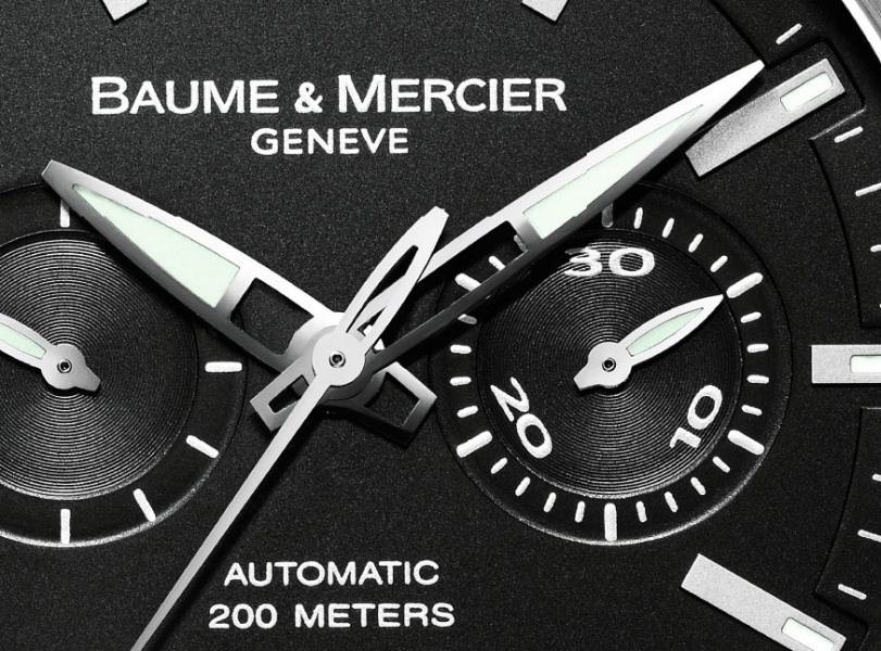 SIHH 2010: Baume & Mercier
