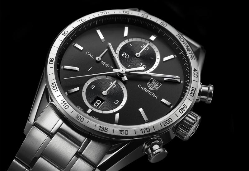 BASEL 2010: TAG Heuer Carrera 1887 Chronograph
