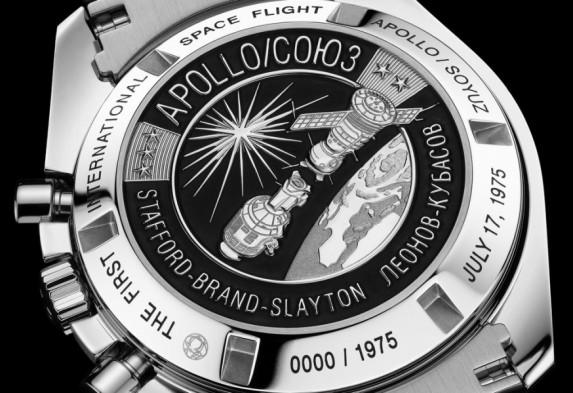 OMEGA Speedmaster Professional Apollo-Soyuz