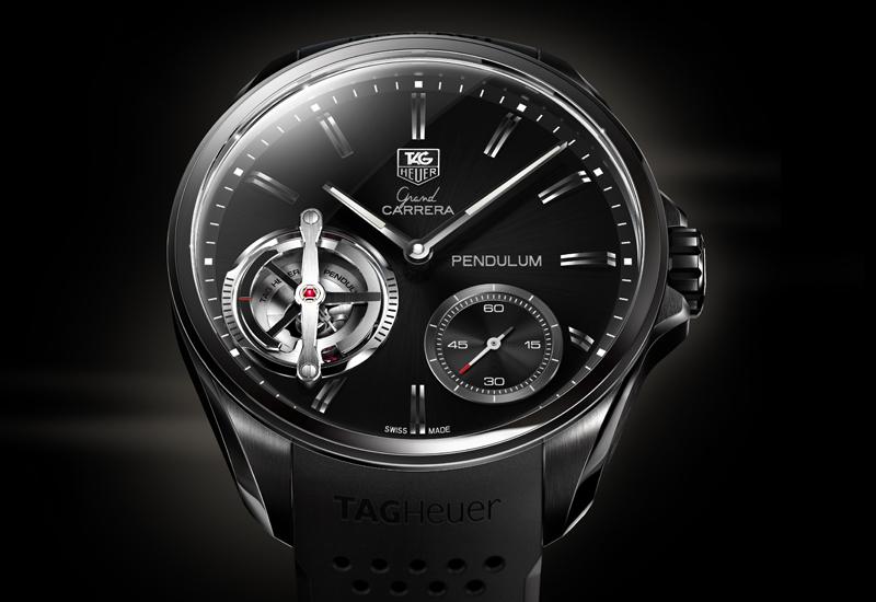 BASEL 2010: TAG Heuer Pendulum Concept