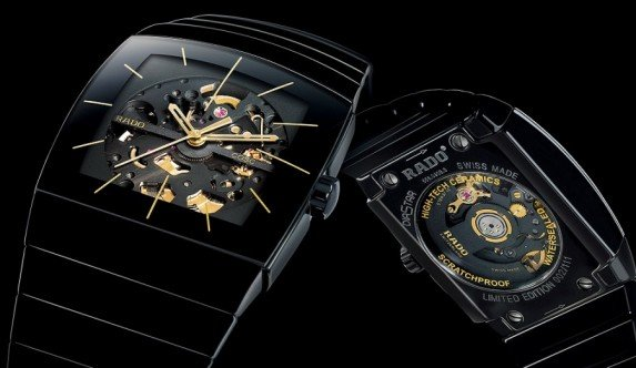 Rado Sintra Skeleton Automatic Limited Edition Basel 2010