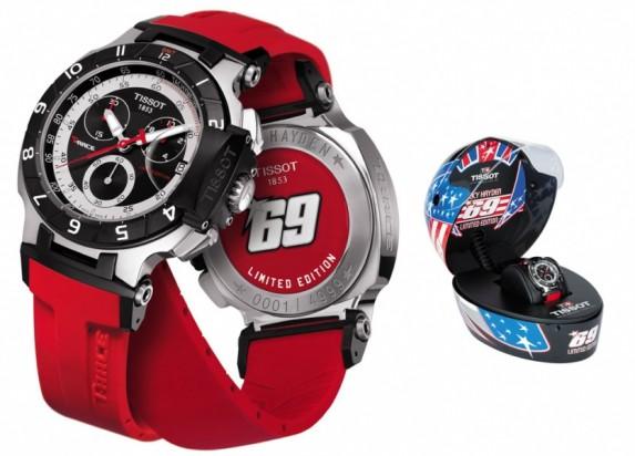Tissot T-Race Nicky Haydem LTD 2010