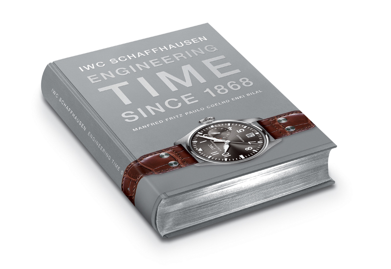 """IWC Schaffhausen: Engineering Time Since 1868"""