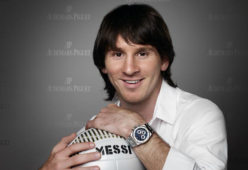 Audemars Piguet i Leo Messi