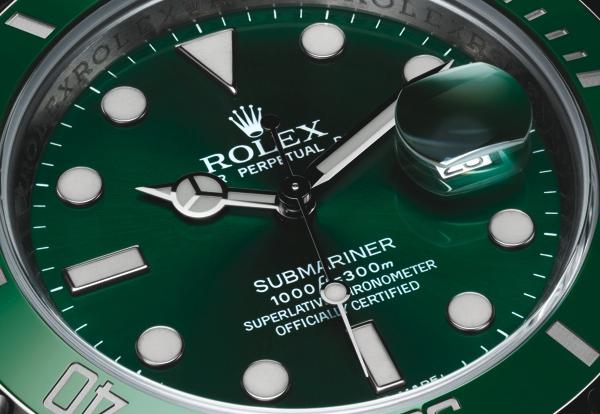 Rolex Submariner – Bazylea 2010