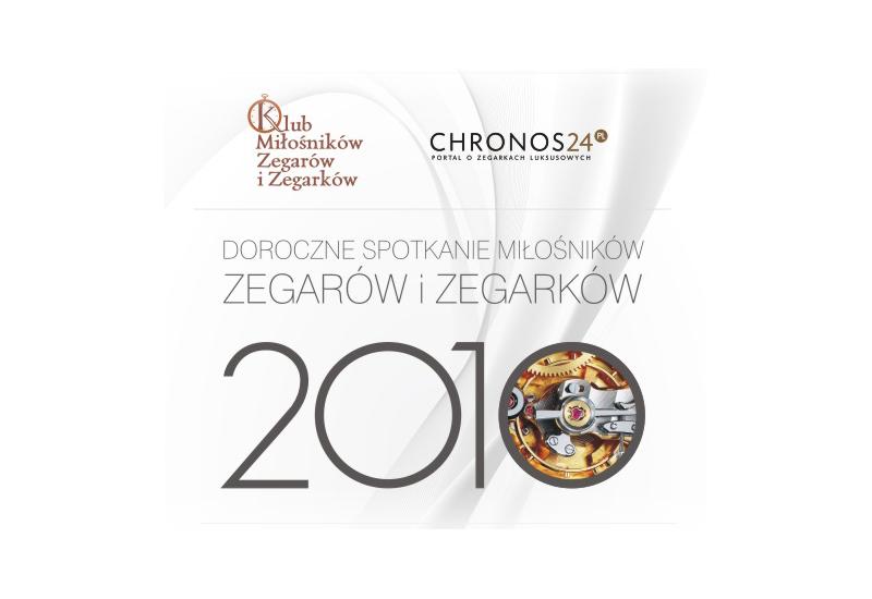 Spotkanie Miłośników Zegarów i Zegarków 2010