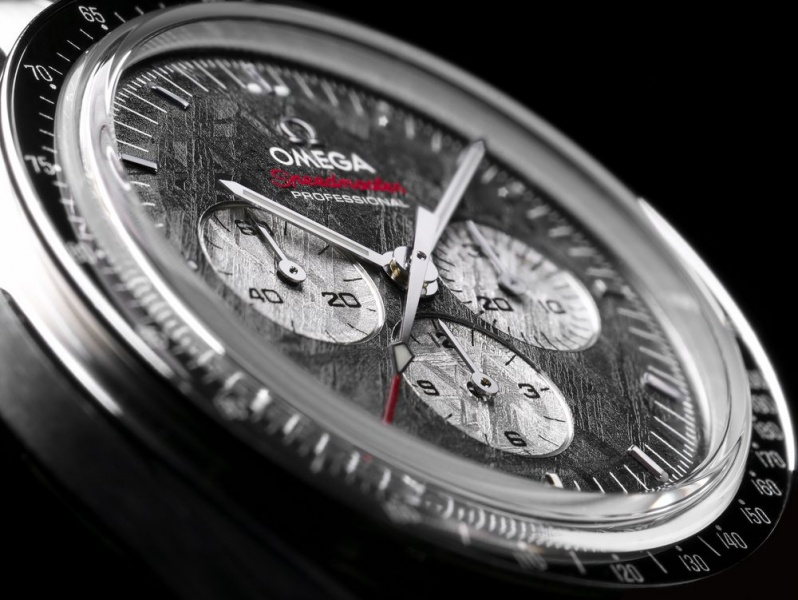 "OMEGA Speedmaster Professional Apollo-Soyuz ""35th Anniversary"""