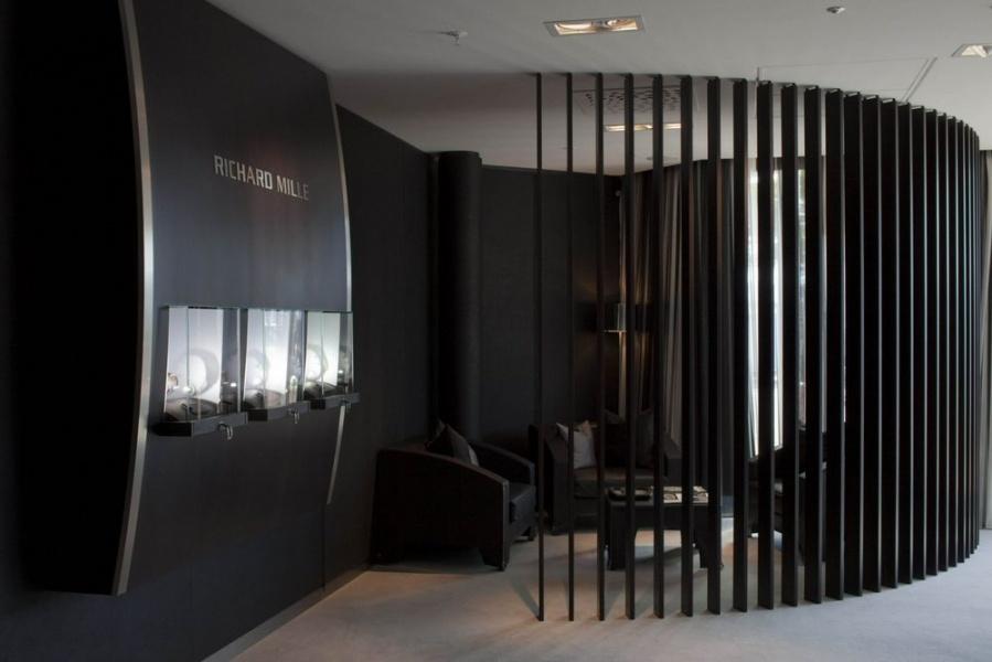 Richard Mille otwiera butik w Genewie