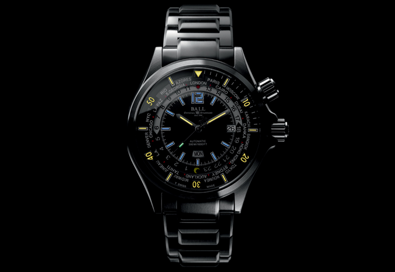 BALL Engineer Master II Diver World Time