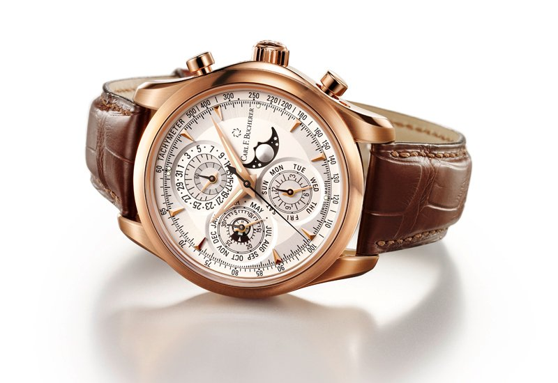 Carl F. Bucherer Manero ChronoPerpetual