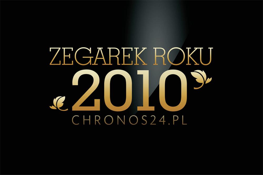 ZEGAREK ROKU 2010