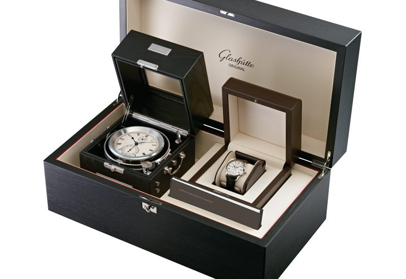 Glashütte Original Marine Chronometer Set