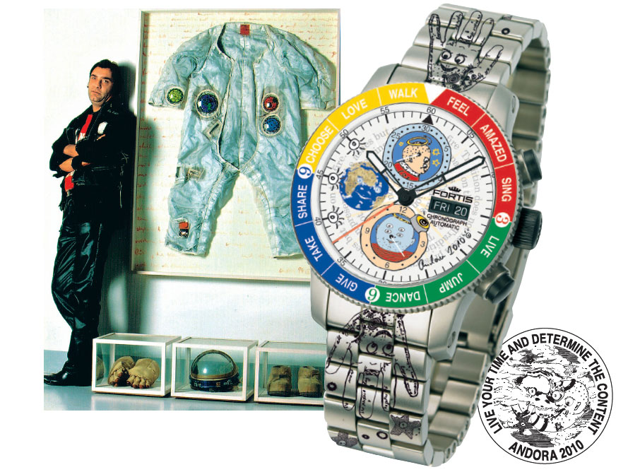FORTIS Limited Art Edition Andora