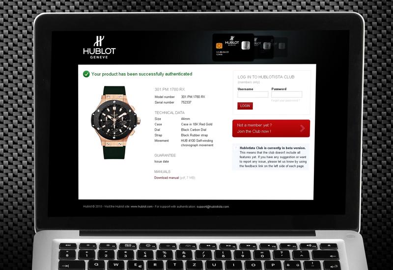 HUBLOTISTA – specjalna strona dla właścicieli zegarków Hublot