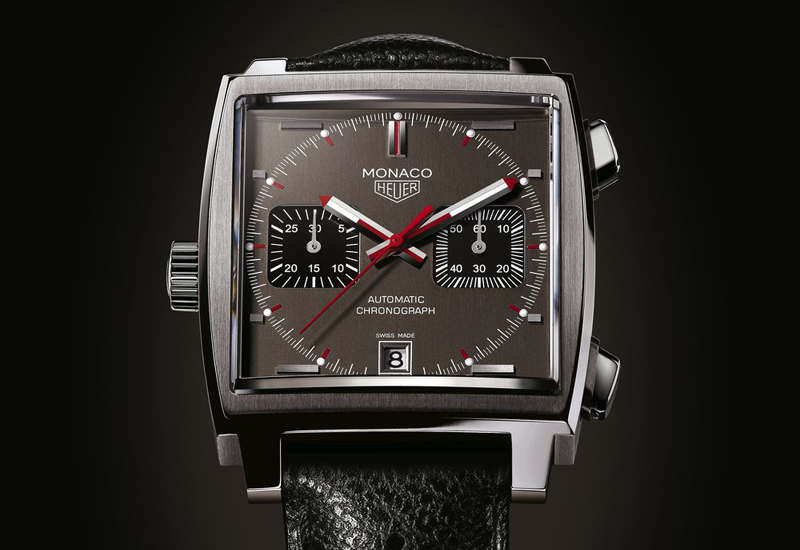 Monaco Vintage Calibre 11 Chronograph