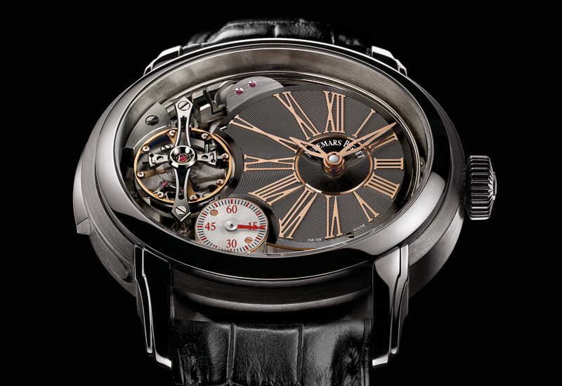 SIHH 2011: Audemars Piguet Millenary Hand-Wound Minute Repeater