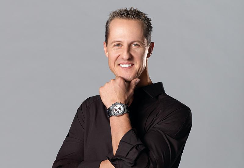 Michael Schumacher ambasadorem Audemars Piguet