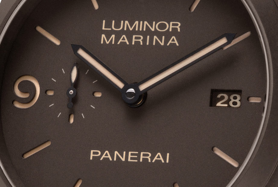 Officine Panerai Luminor PAM00386