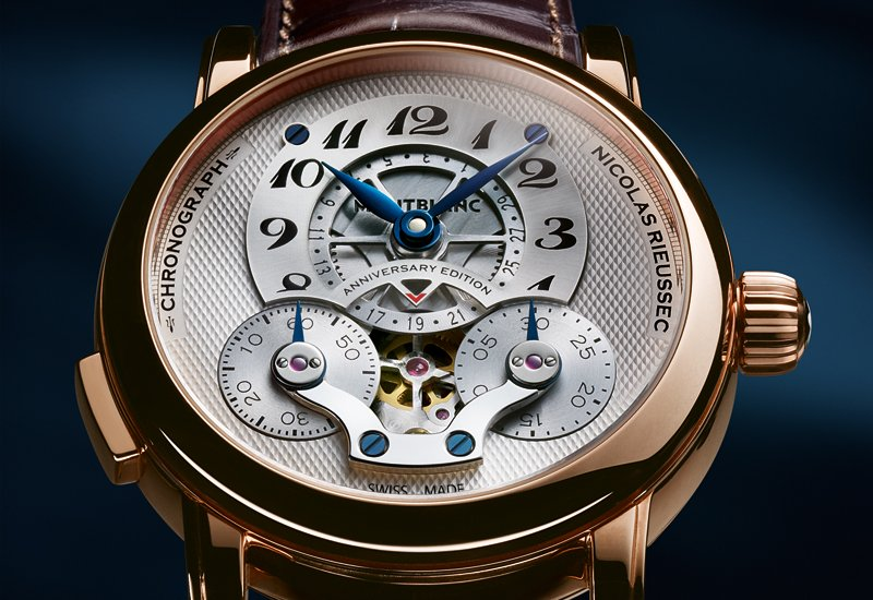 SIHH 2011: Montblanc Nicolas Rieussec Anniversary Edition