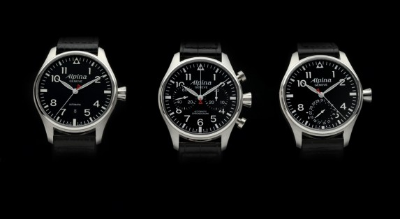 kolekcja Alpina Startimer Pilot