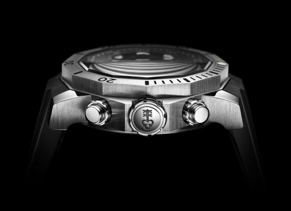 Admiral's Cup Seafender 46 Chrono Dive