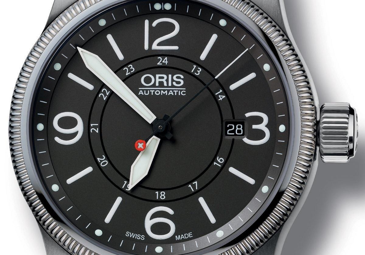 Oris Swiss Hunter Team PS Edition