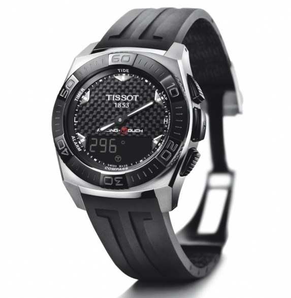 Tissot Racing-Touch black