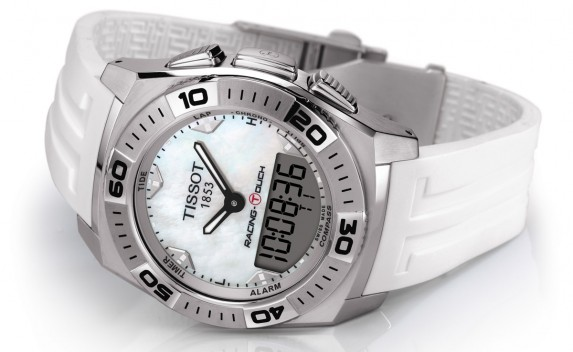 Tissot Racing-Touch white