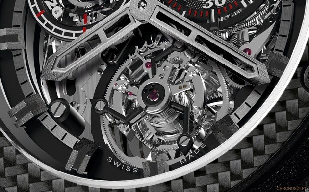 "Hublot ""Cathedral"" Minute Repeater Tourbillon Chronograph"